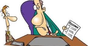 Τρόποι για να μην «τρομαζετε» τους εργοδότες σας με το βιογραφικό σας (CV). – Psychologized