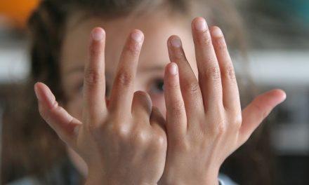 Το παιδι μου μετραει με τα δαχτυλα. Ειναι κακό? – Psychologized