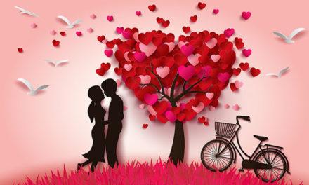 Μόνο ο Χρόνος μπορεί να καταλάβει πόσο μεγάλη σημασία έχει η Αγάπη