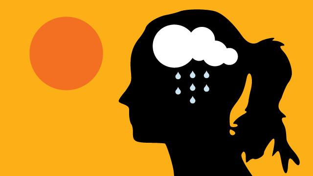 5 κοινά συμπτώματα της Κατάθλιψης και του Άγχους (έρευνα)