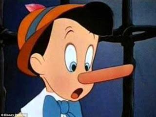 Γιατί κάποιος λέει ψέματα πολύ εύκολα?